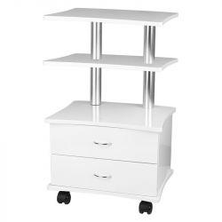 Kosmetický stolek 1213 SYIS - bílý