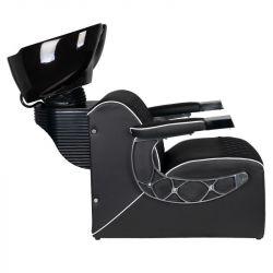 GABBIANO Barber mycí box SIMONE - černý