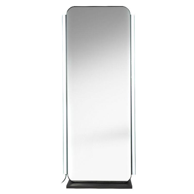 GABBIANO Kadeřnické zrcadlo s osvětlením jednostranné DS1