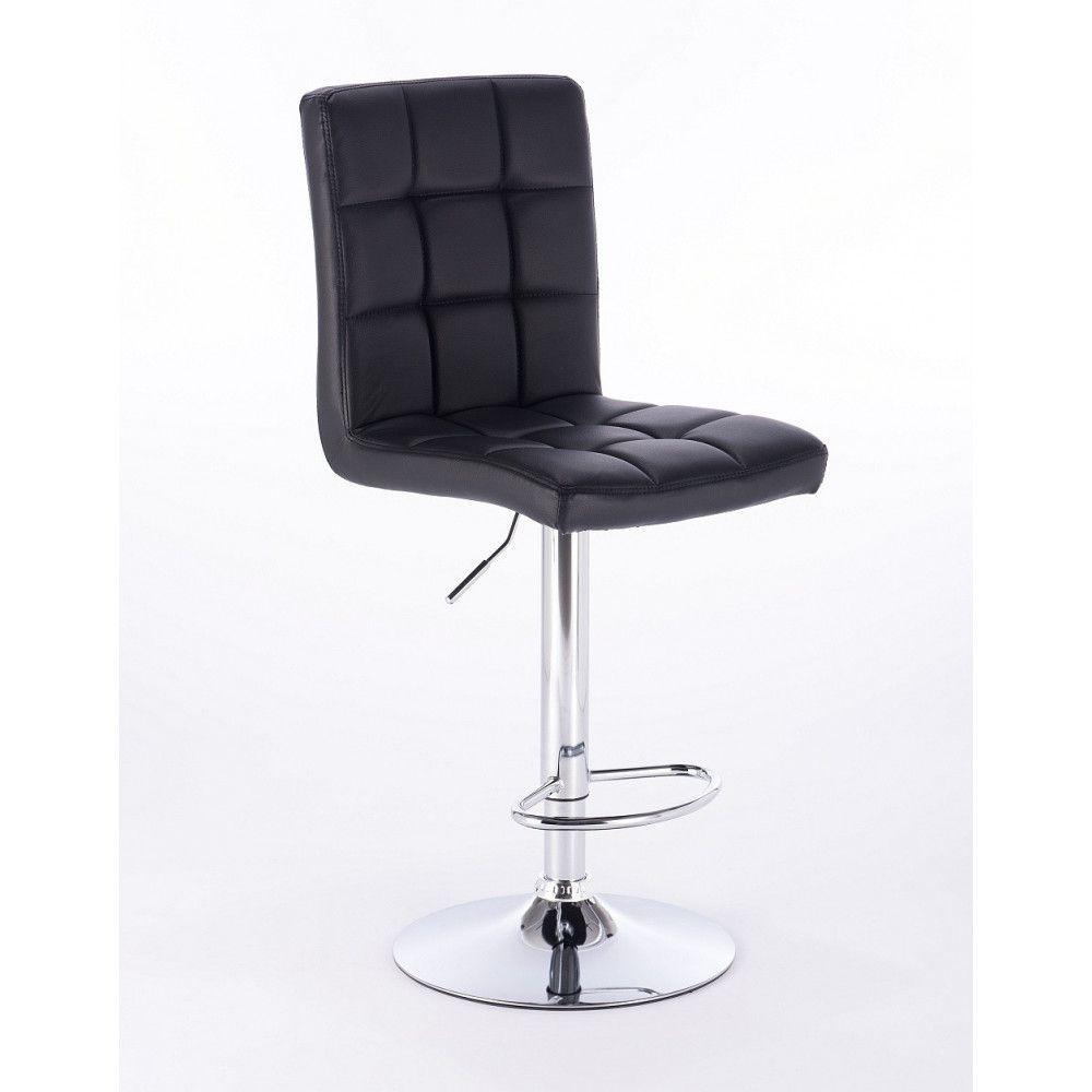 Barová židle TOLEDO černá