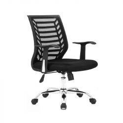 Kancelářská židle ECO COMFORT 02  - černá