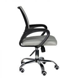 Kancelářská židle ECO COMFORT 66  - černo-šedá
