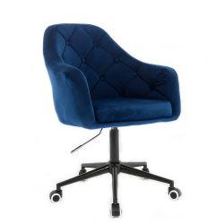 Kosmetická židle ANDORA VELUR