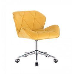 Kosmetická židle MILANO VELUR