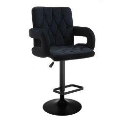 Barová židle BOSTON VELUR