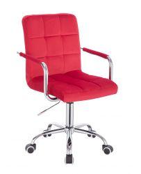 Kosmetická židle VERONA VELUR