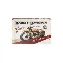Plechová dekorační cedule HARLEY C008