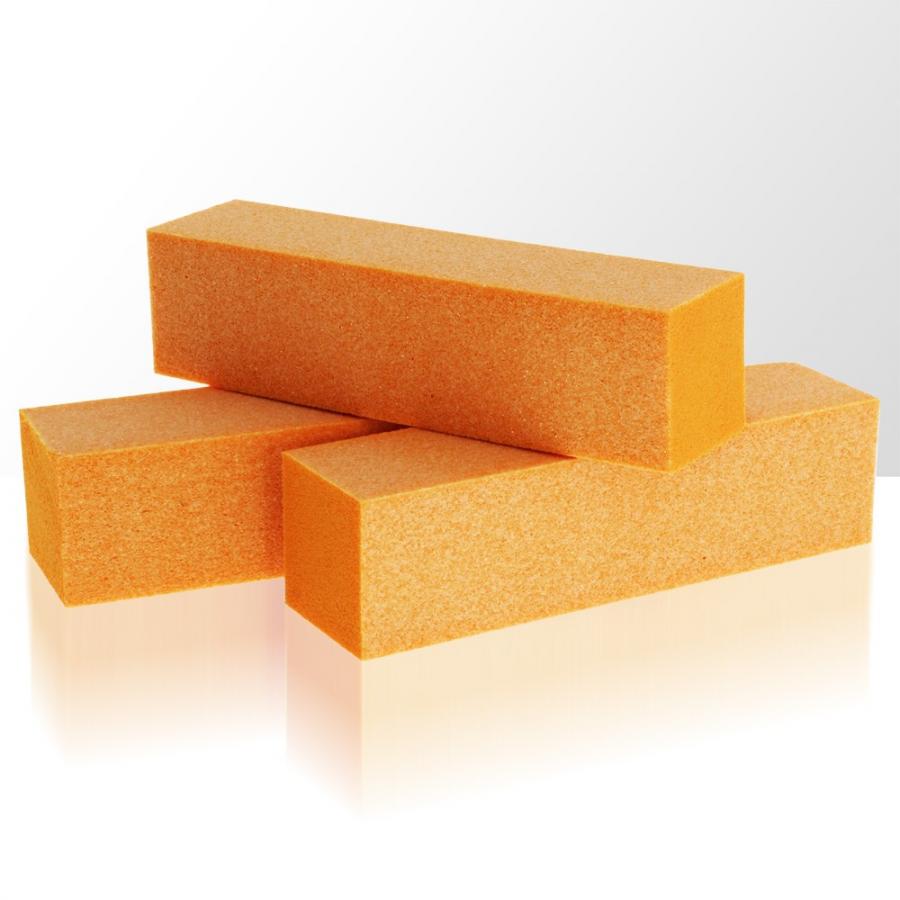Leštící blok na nehty