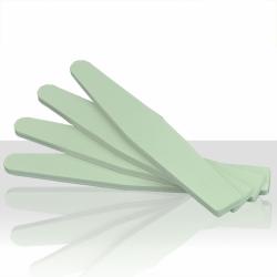 Pilník na nehty - diamant bílý 100/180