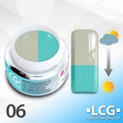 UV gely - LCG