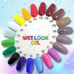 UV gely - WET LOOK