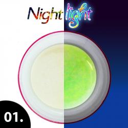 Uv gel na nehty Night light č.01