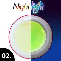 Uv gel na nehty Night light č.02