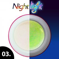 Uv gel na nehty Night light č.03