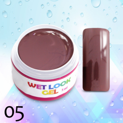 Uv gel na nehty Wet Look č. 05
