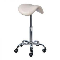 Kosmetická stolička RODEO BD-9909 krémová