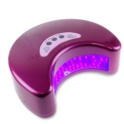 LED lampa na nehty 12W fialová