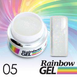 Uv gel na nehty Rainbow č.05