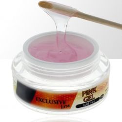 Uv gel na nehty PINK 30ml