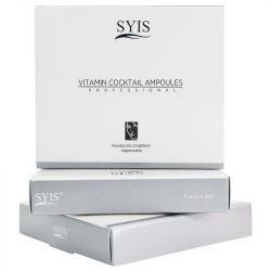 SYIS ampulky vitamínový koktejl 3X3ml (AS)