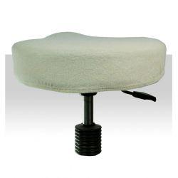 Froté potah kosmetickou židli - béžový (A)
