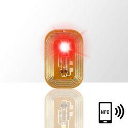 LED dioda na nehty NFC - červená
