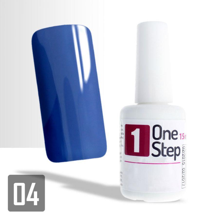 One Step gel UV/LED 3v1 inkoustový 15ml