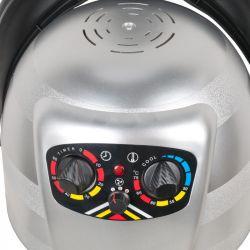 Vysoušecí helma k zavěšení GABBIANO DV-303W 3 rychlostní IONIC stříbrná