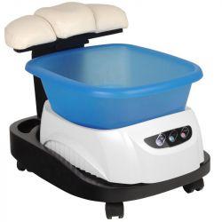 Masážní vanička na nohy AZZURRO s vozíkem (AS)
