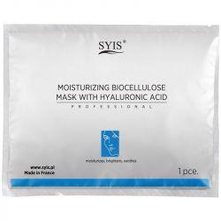 SYIS Hydratační biocelulózová maska s kyselinou hyaluronovou (AS)