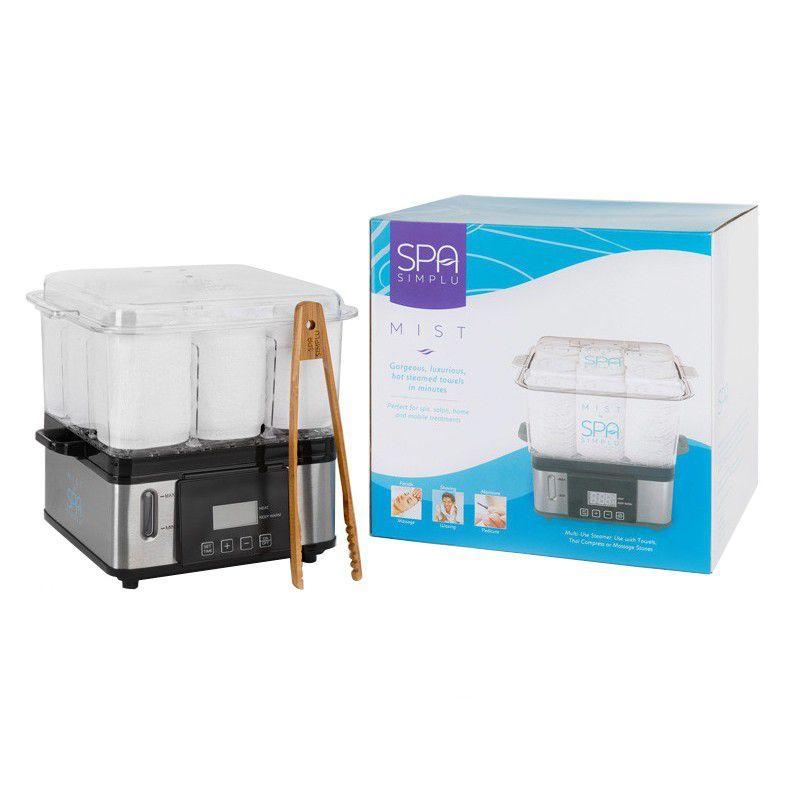 Ohřívač ručníků SPA SIMPLU + ručníky