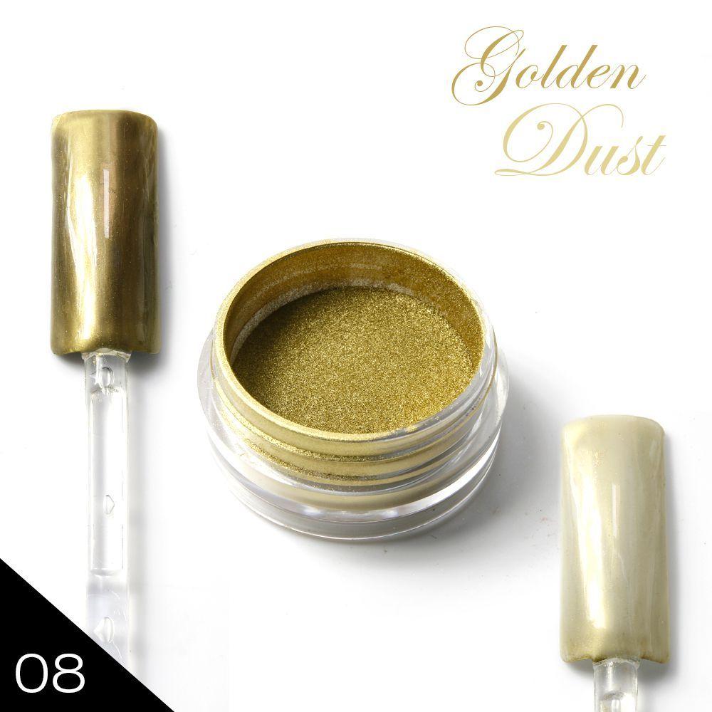 08. a'la METAL MANIX - GOLDEN DUST