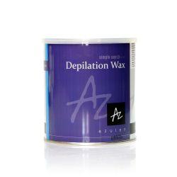 Depilační vosk z Řecka SIMPLE USE azulenový - plechovka 800ml (A)