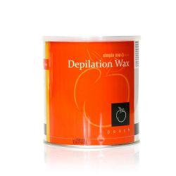 Depilační vosk z Řecka SIMPLE USE broskvový - plechovka 800ml (A)