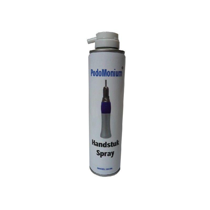 Desinfekční / udržovací sprej PODOMONIUM na hlavice