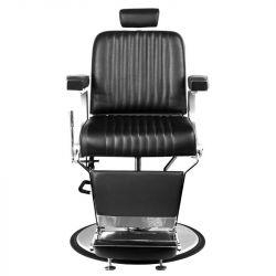 Barbers - holičské křeslo GABBIANO CONTINENTAL černé