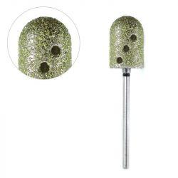 Frézka na pedikúru diamantová dutá 11,0/17,0mm ACURATA 2 (AS)