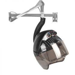 Závěsná vysoušecí helma GABBIANO DVI-303W 3 rychlostní IONIC černá (AS)