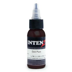 Tetovací barva Intenze Ink 30ml, Andy Engel - Dark Plum (K)