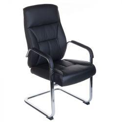 Konferenční křeslo CorpoComfort BX-5085C černé (BS)
