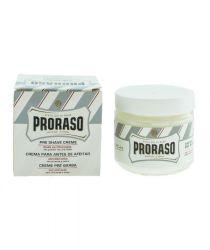 Krém před holením PRORASO Sensitive Skin White Line 100ml (bs)