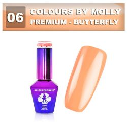 06 Gel lak Colours by Molly PREMIUM 10ml -BUTTERFLY- (A)