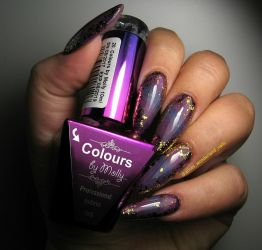 Gel lak Colours by Molly 10ml - Berried Treasure