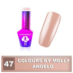 47 Gel lak Colours by Molly 10ml - Angelo (A)