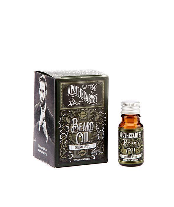 Apothecary 87 - Original Recipe Beard Oil - olejíček na vousy 10ml