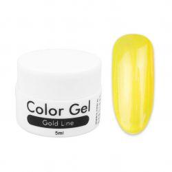 Barevný UV gel GOLD LINE 5ml - 02 (ET)