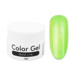 Barevný UV gel GOLD LINE 5ml - 03 (ET)