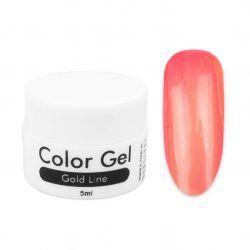 Barevný UV gel GOLD LINE 5ml - 04 (ET)