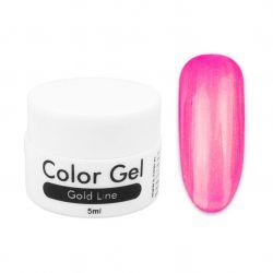 Barevný UV gel GOLD LINE 5ml - 07 (ET)