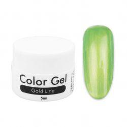 Barevný UV gel GOLD LINE 5ml - 09 (ET)